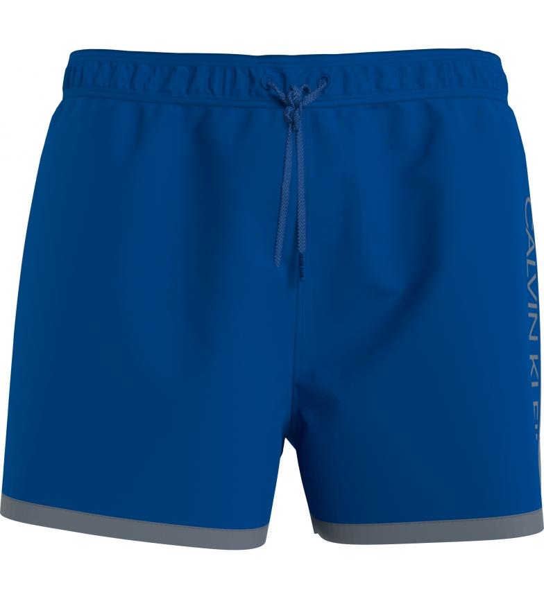 Comprar Calvin Klein Fato de banho Short Runner azul
