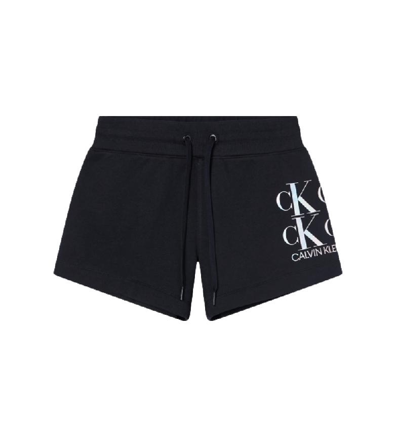 Comprar Calvin Klein Pantaloncini Logo J20J215559 neri