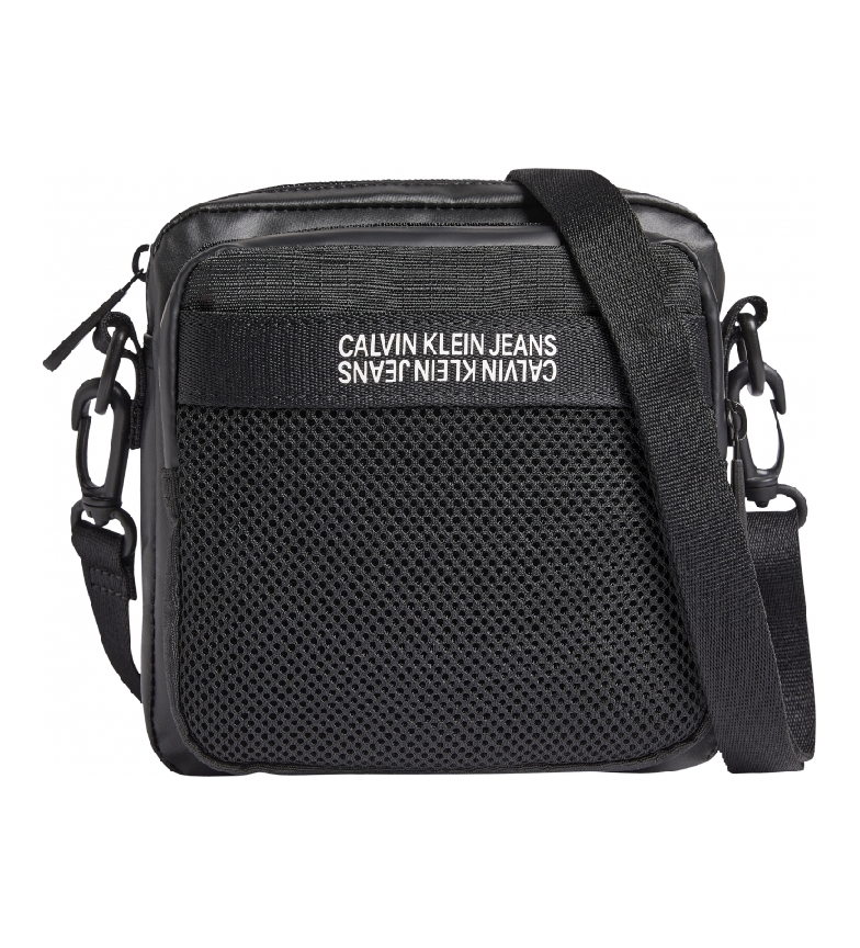 Calvin Klein Bandolera Small K50K507202 negro -17x17x4cm-