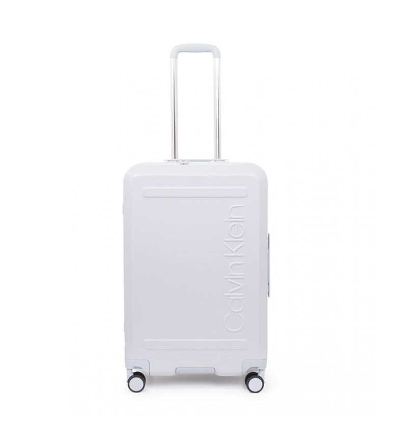Comprar Calvin Klein Valise Soho moyenne blanche -68x43,20x26cm