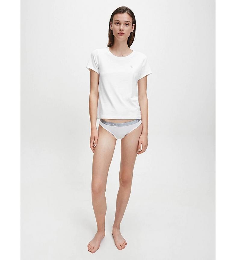 Comprar Calvin Klein Pacote de 2 T-shirts Lounge brancas