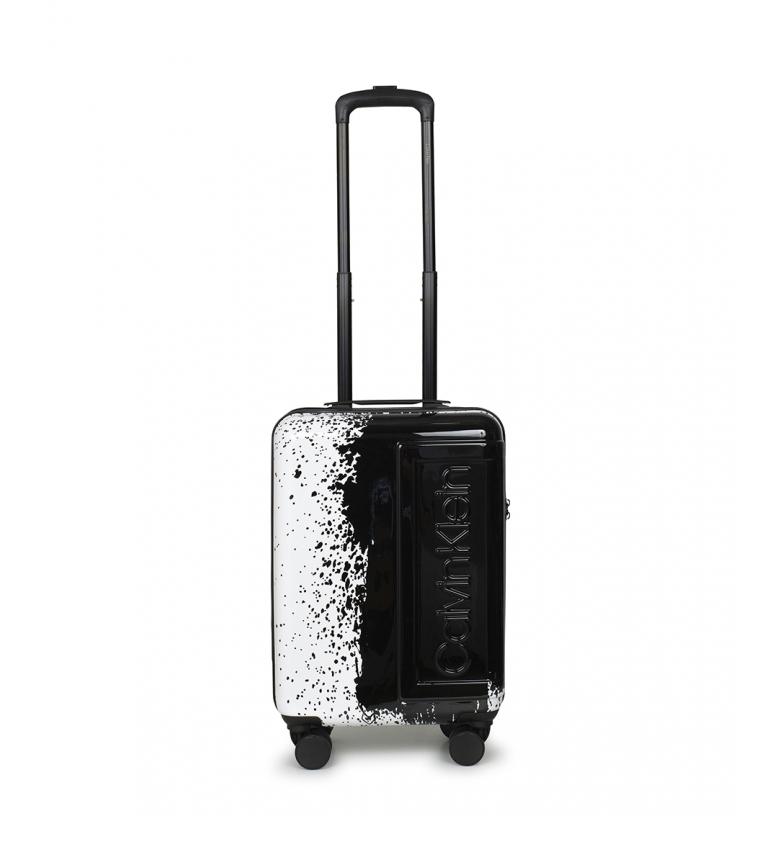Comprar Calvin Klein Tamanho da cabine A fábrica preto, branco -54x35,5x22,5cm