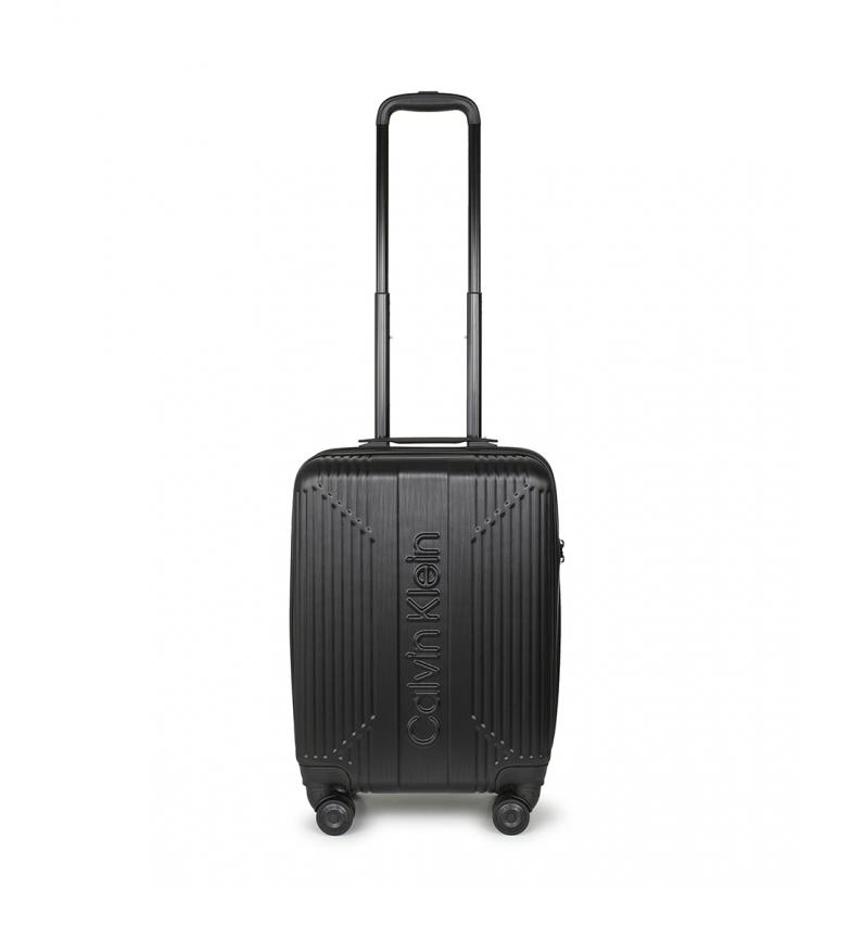 Comprar Calvin Klein Tamanho da cabine O preto padrão -55x40x22,8cm