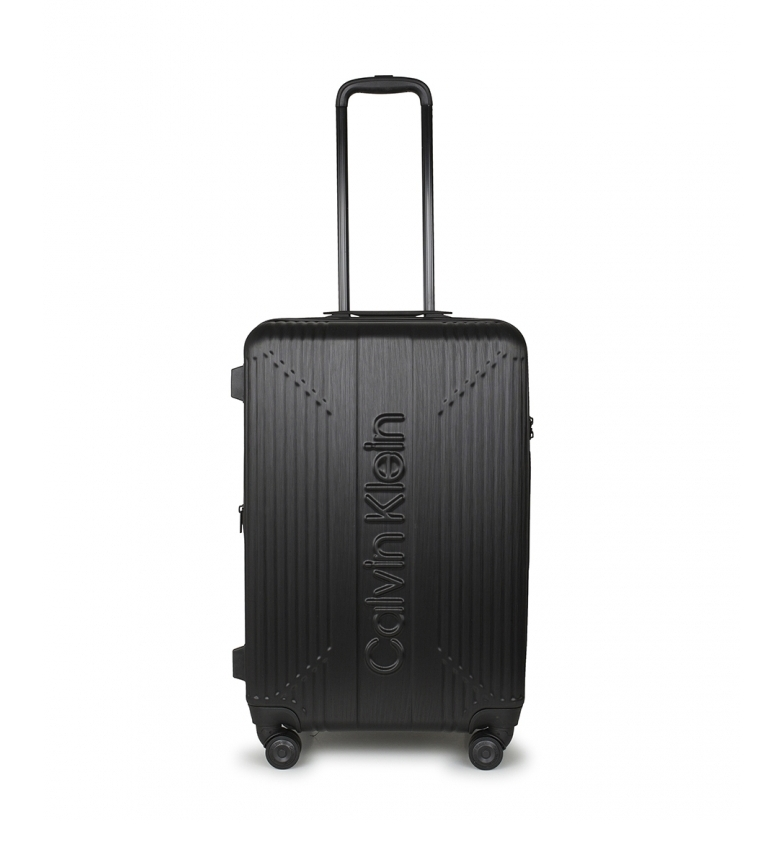 Comprar Calvin Klein The Standard medium case black -68x45x27,6cm
