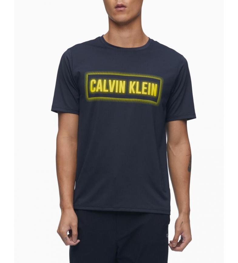 Comprar Calvin Klein T-shirt Summer Active Cool Touch noir