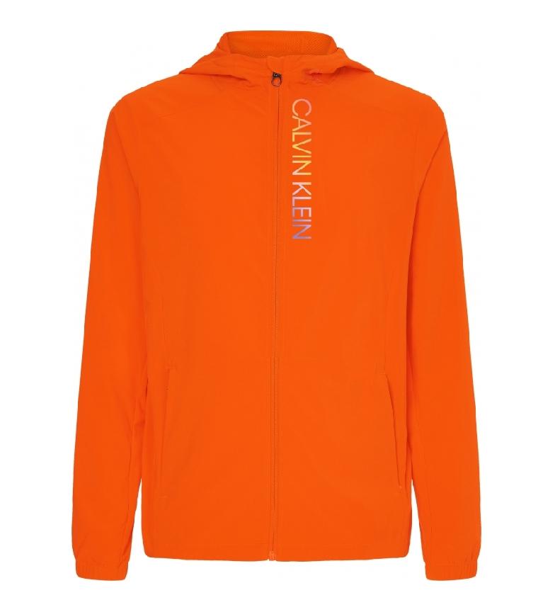 Calvin Klein Giacca a vento WO - Pride arancione
