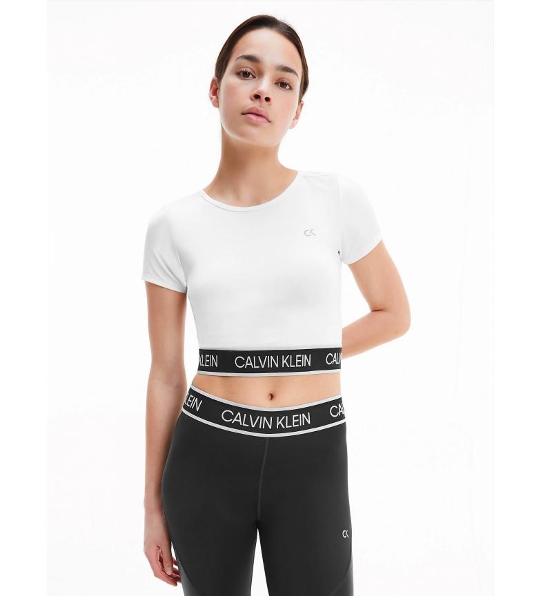 Comprar Calvin Klein T-shirt corta bianca