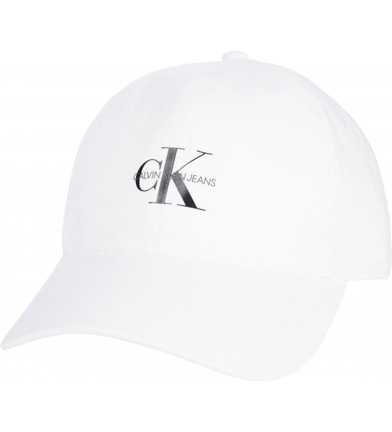 Comprar Calvin Klein Cap CK branco