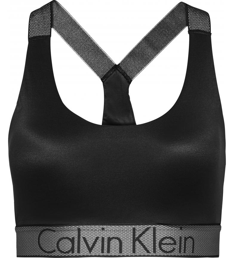 Comprar Calvin Klein Corpiño Bralette Unlined negro