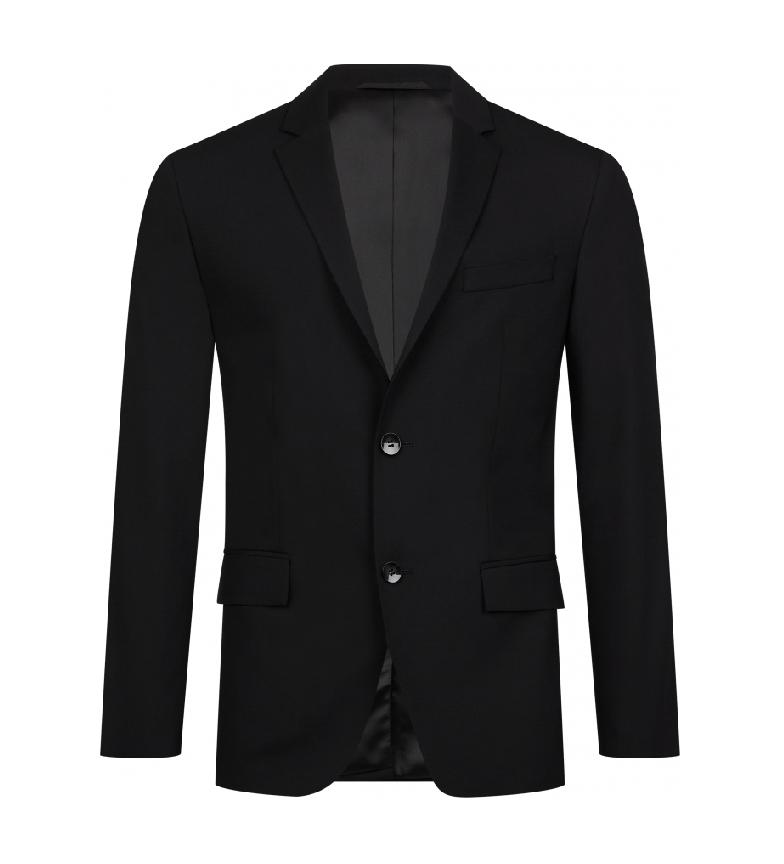 Calvin Klein Black Slim Jacket