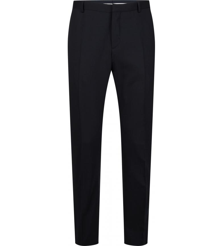 Comprar Calvin Klein Slim navy suit trousers