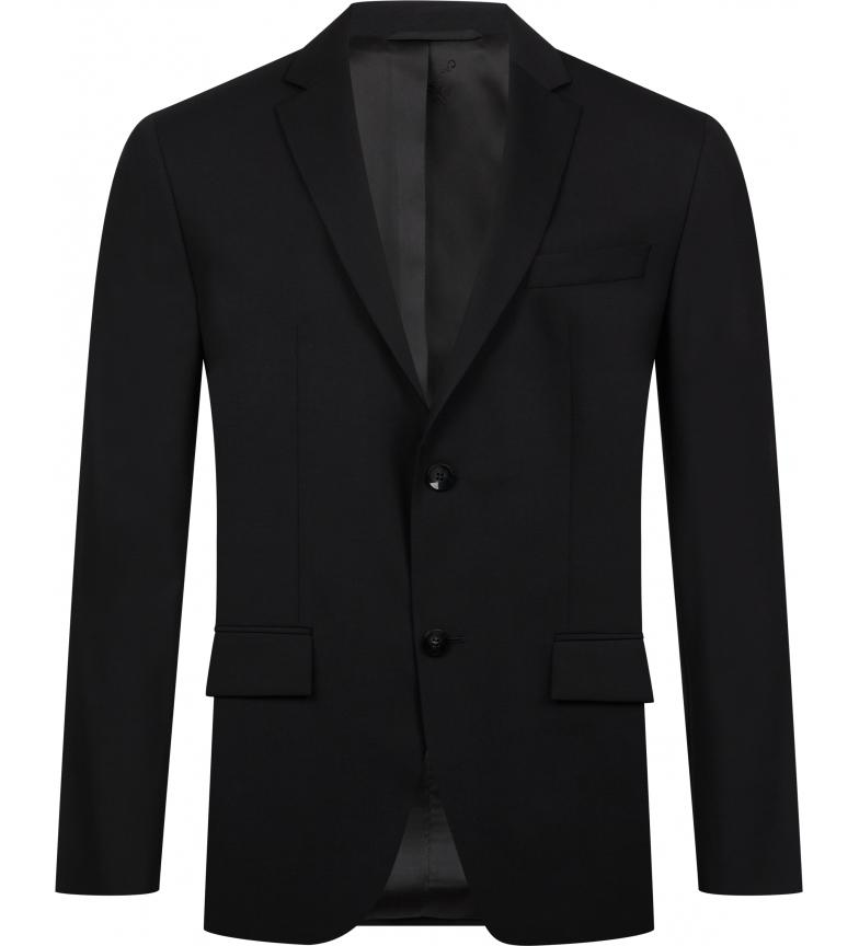Comprar Calvin Klein Giacca aderente CK nera