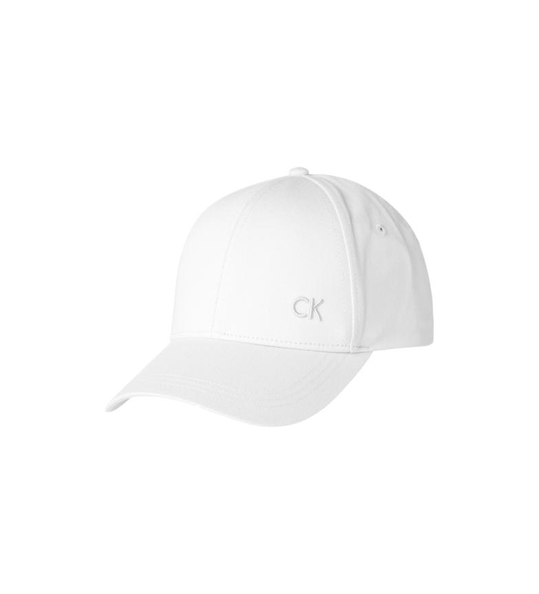 Calvin Klein Gorra Béisbol blanco
