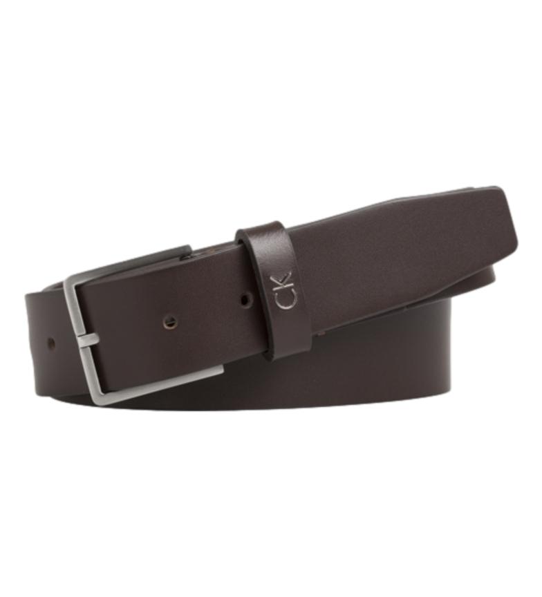 Comprar Calvin Klein Cinturón de piel Formal  Belt negro -ancho 3,5cm-