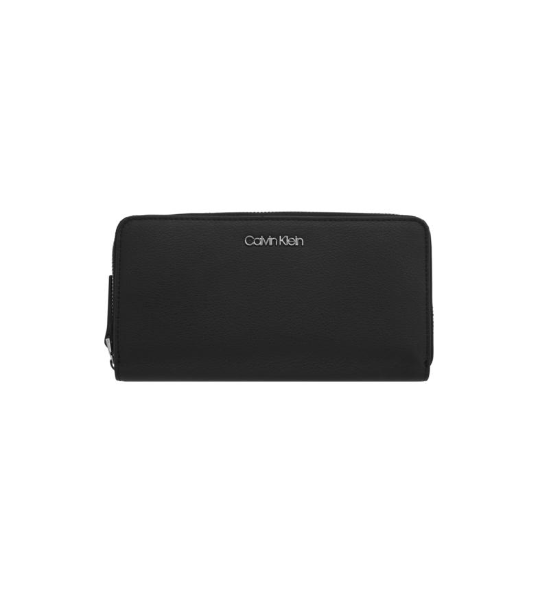 Comprar Calvin Klein Black wallet -10 x 19 x 2 cm