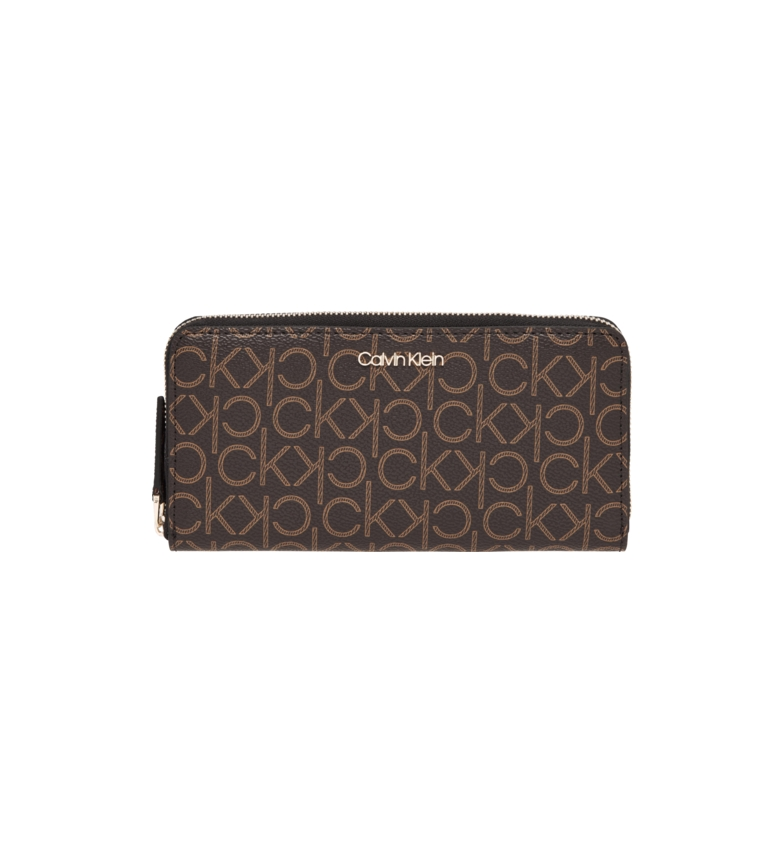 Comprar Calvin Klein Brown wallet -10 x 19 x 2 cm