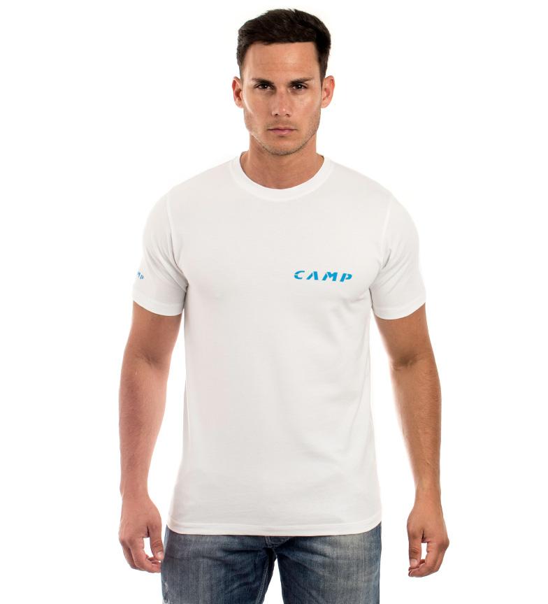 Comprar CAMP Camp Institutional white t-shirt