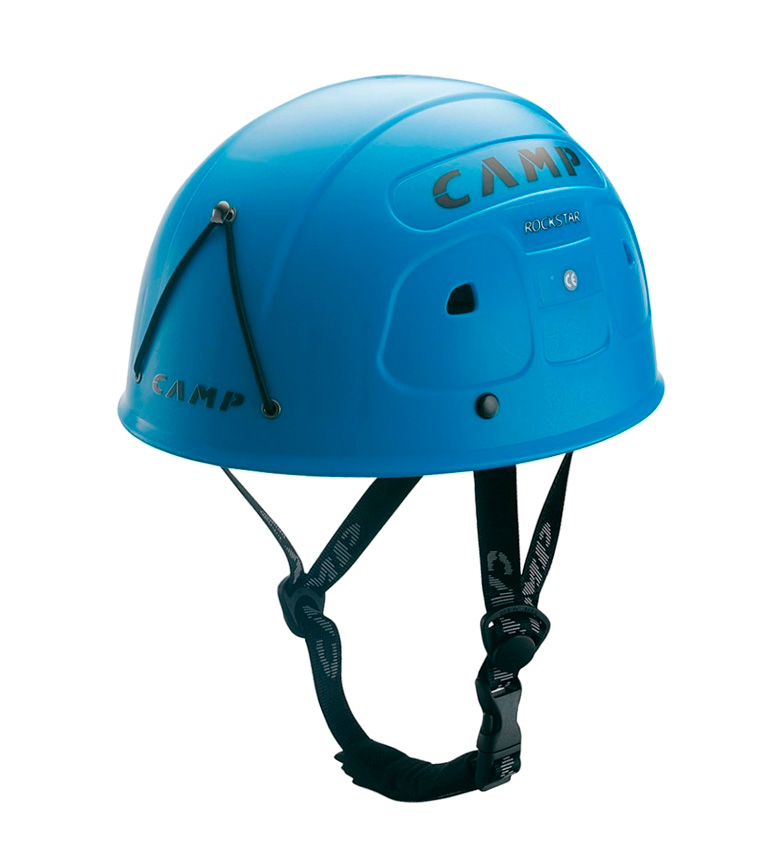 Comprar CAMP Rockstar helmet blue / 400g / 53-62cm.