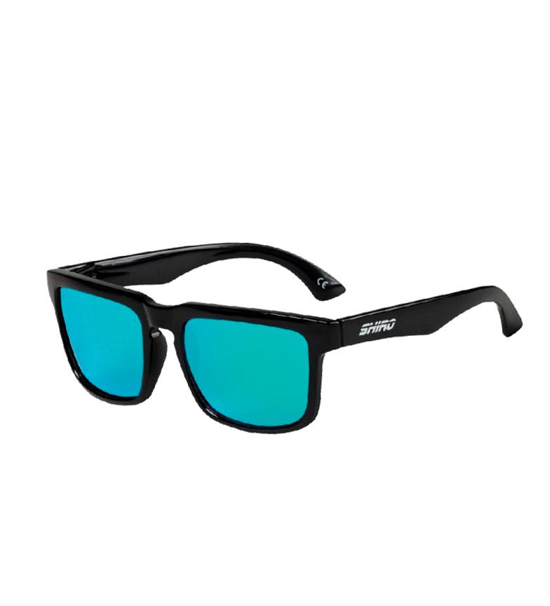 Comprar SHIRO HELMETS Gafas de polarizadas Diamond Bur negro brillo verde