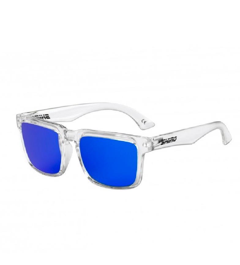 Comprar SHIRO HELMETS Gafas de polarizadas Diamond Bur transparente azul
