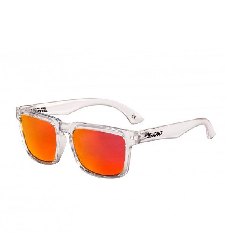 Comprar SHIRO HELMETS Gafas de polarizadas Diamond Bur transparente rojo