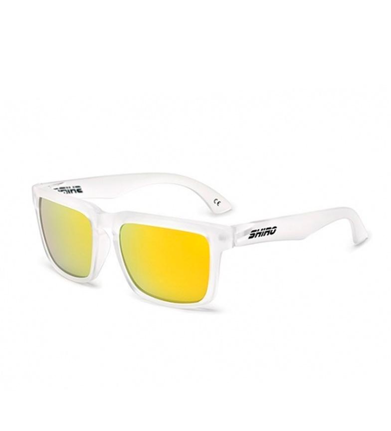 Comprar SHIRO HELMETS Gafas de polarizadas Diamond Bur mate transparente, dorado