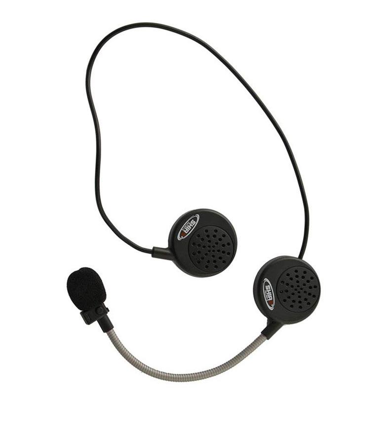 Comprar SHIRO HELMETS Intercomunicador Bluetooth Intercom Universal SHR-704 negro