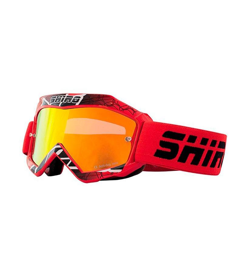 Comprar SHIRO HELMETS Occhiali per bambini MX 904 rossi