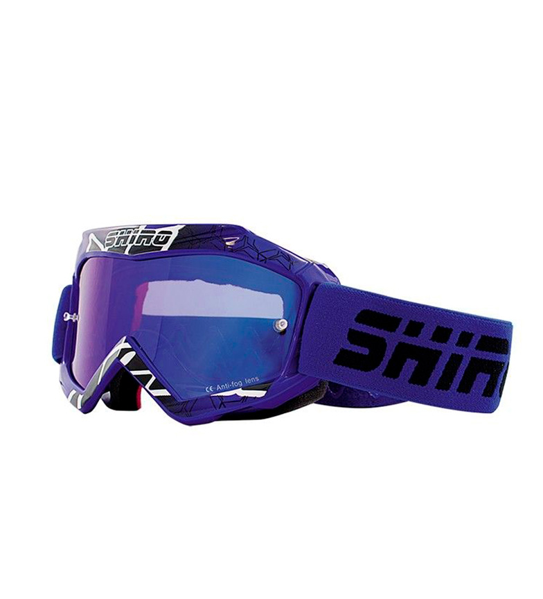 Comprar SHIRO HELMETS MX 904 Kids óculos azul