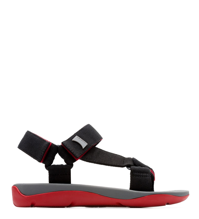 Comprar CAMPER Black Match Sandals