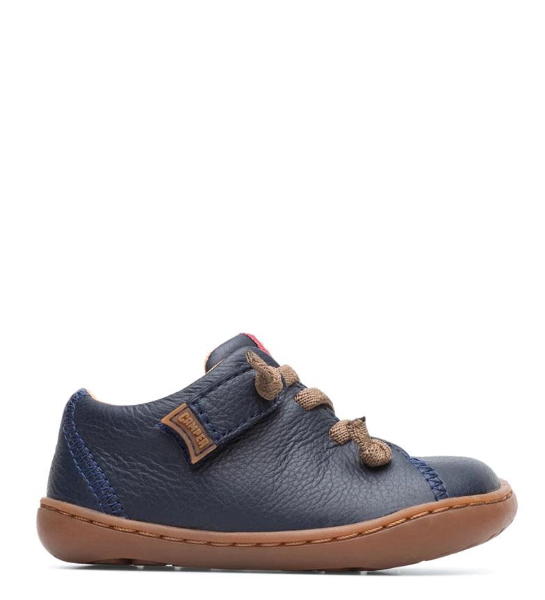 Comprar CAMPER Zapatillas de piel Peu marino