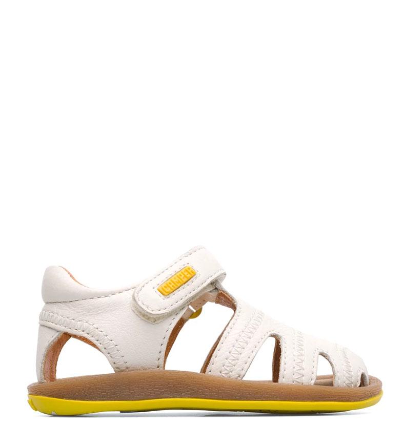 Comprar CAMPER Sandalias de piel Bicho beige