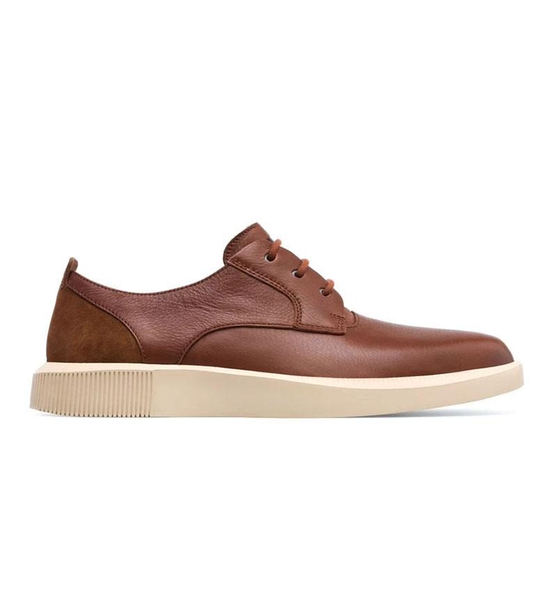 Comprar CAMPER Zapatos de piel Bill marrón
