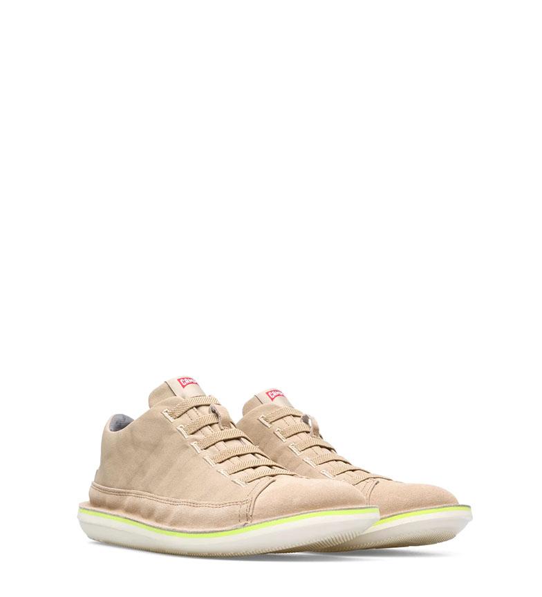 Comprar CAMPER Zapatos de piel Dione Race/Path Clara marrón