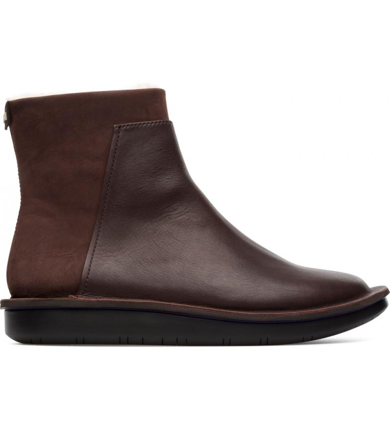 Comprar CAMPER Bottes à la cheville en cuir brun Formiga