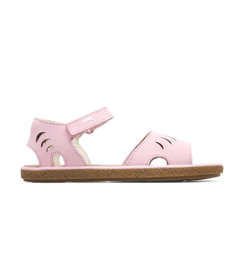Comprar CAMPER Pink Miko Leather Sandals