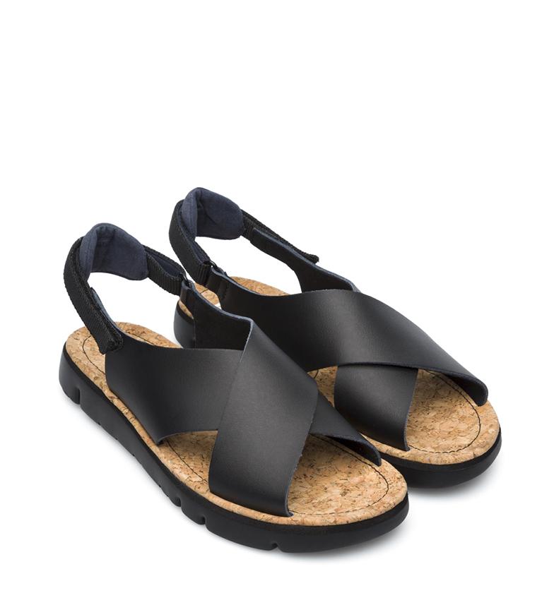 Comprar CAMPER Sandales en cuir Miko beige