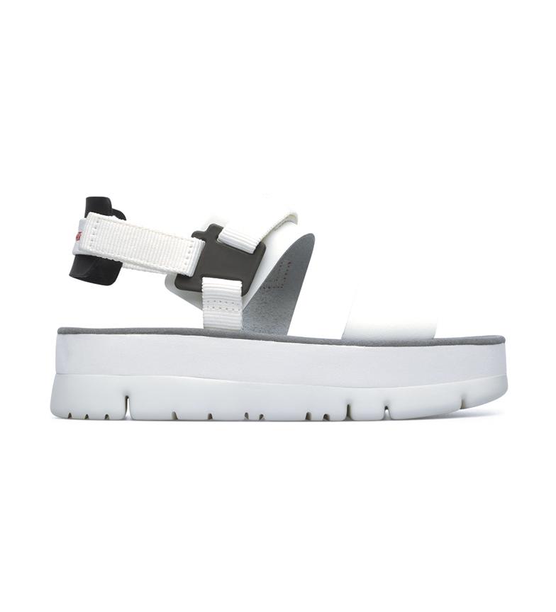 Comprar CAMPER Caterpillar Up K201239 sandálias de couro branco
