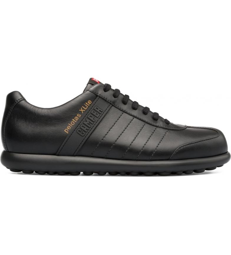 Comprar CAMPER Chaussures en cuir Balls XL noir