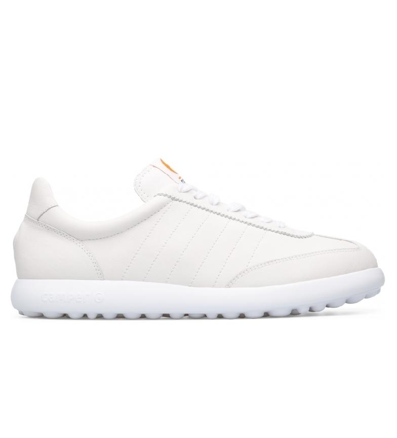 CAMPER Zapatillas de piel Pelotas XLite blanco