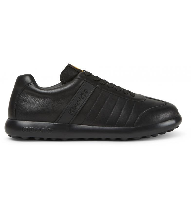 CAMPER Sapatos de couro Pelotas XLite preto