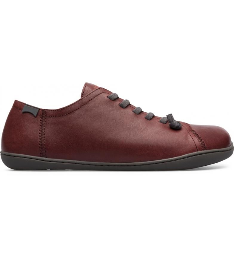Comprar CAMPER Chaussures en cuir Peu Cami bourgogne