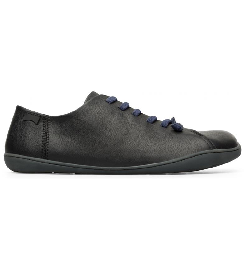 Comprar CAMPER Leather shoes Peu Cami black