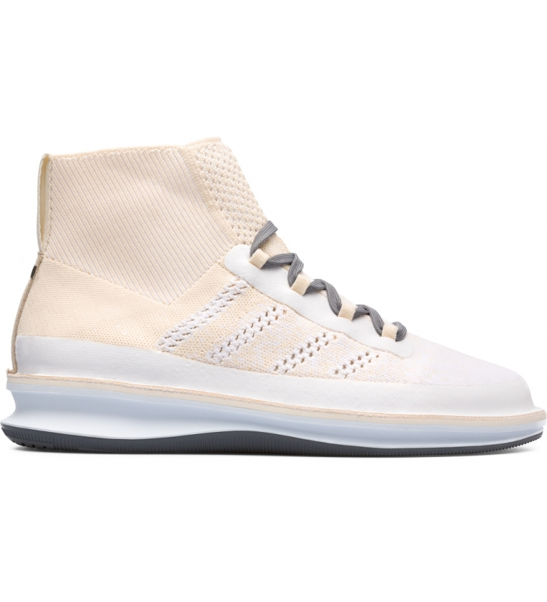 Comprar CAMPER Rolling White Ankle Shoes