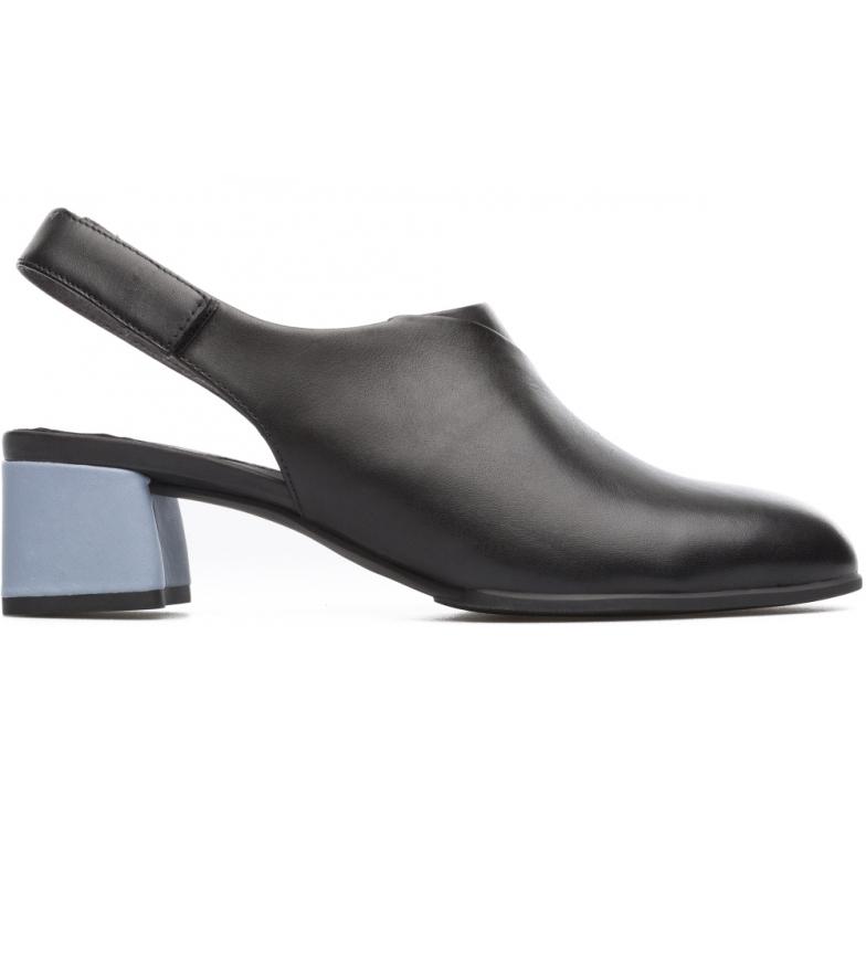 Comprar CAMPER Scarpe gemelle in pelle nera -Altezza del tacco: 5,1cm