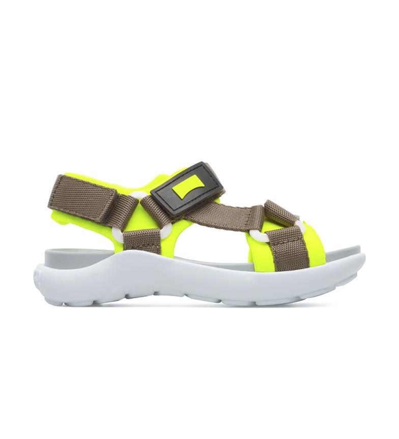 Comprar CAMPER Sandales Wous jaune