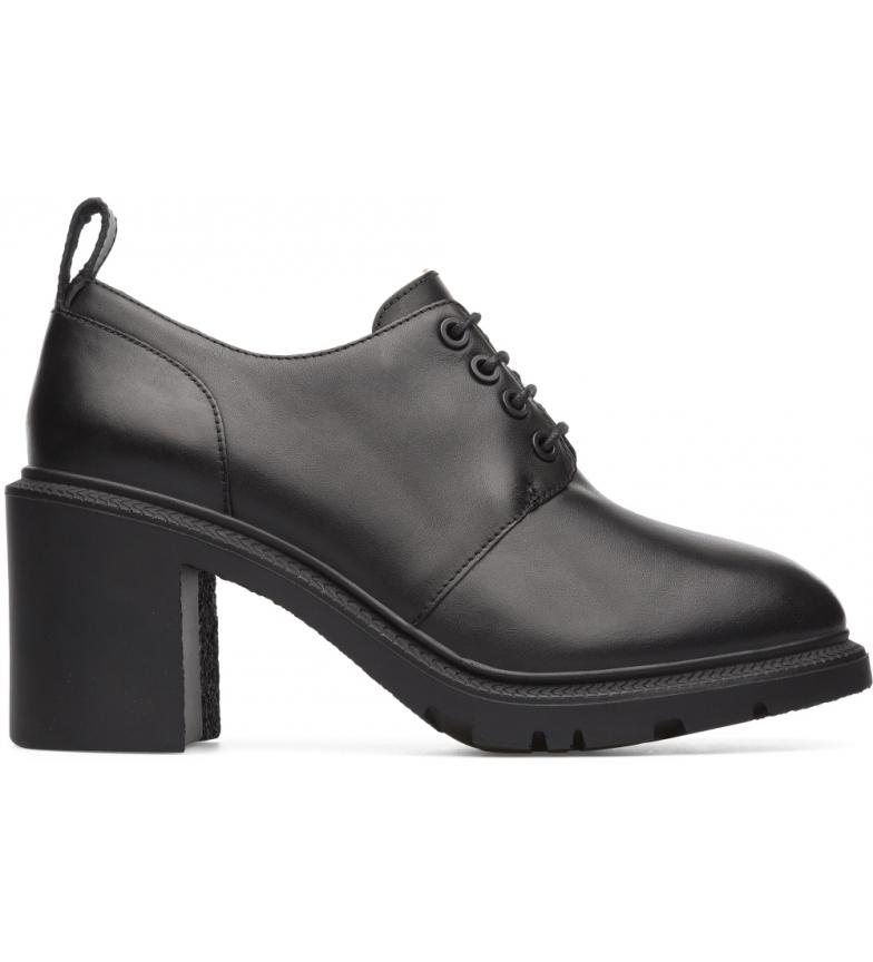 Comprar CAMPER Scarpe in pelle nera Whitnee -Altezza del tacco: 8cm