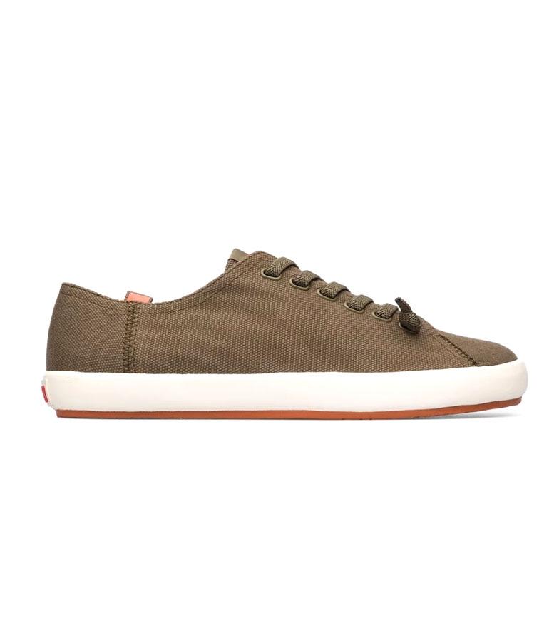 Comprar CAMPER Sapato verde Peu Rambla