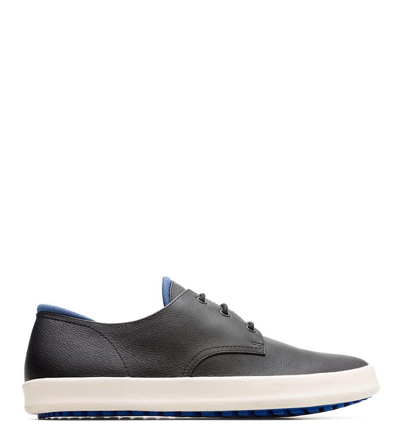Comprar CAMPER Zapatillas de piel Chasis negro