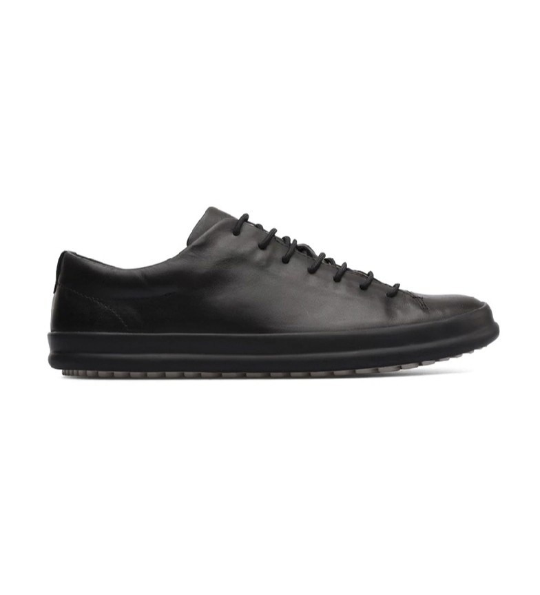 CAMPER Leather shoes Black chassis